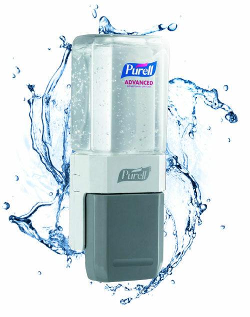 Purell ES manuális kézfertőtlenítő rendszer