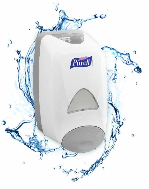 Purell FMX fali nyomógombos kézfertőtlenítő adagoló