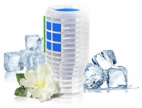 VEVO V-AIR Solid Evolution Ice Cool - jeges frissesség illatú légfrissítő kehely