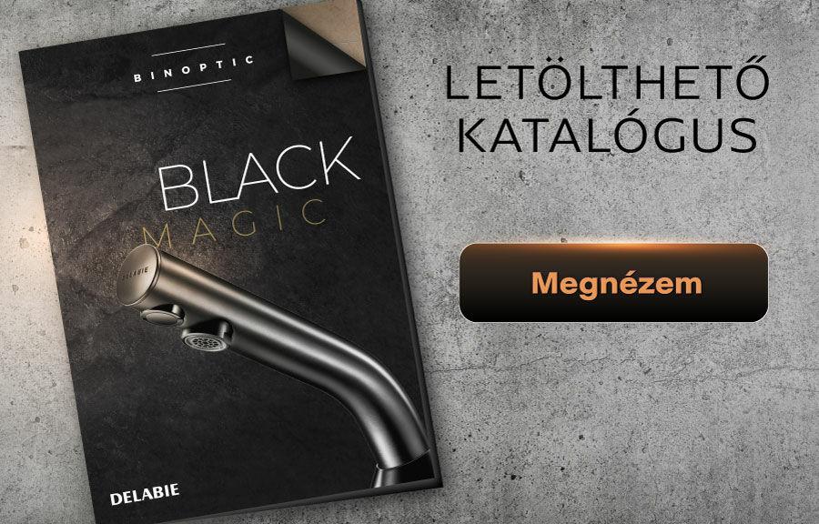 Letölthető DELABIE Fekete termék katalógus
